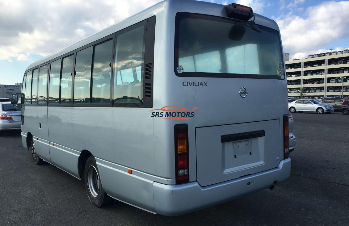 Nissan Nv200 Spare Parts SRS Motors » Nissan Civilian Bus